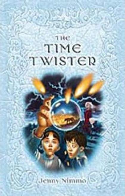 Nimmo, Jenny / The Time Twister (Hardback)