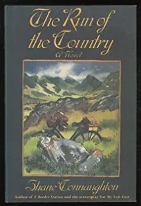 Connaughton, Shane / The Run Of The Country (Hardback)