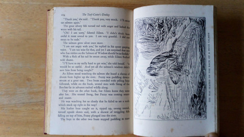 Lynch, Patricia- The Turf-Cutter's Donkey - HB - 1959 - Illustrations by Jack B Yeats