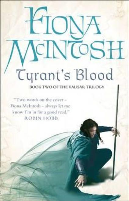 McIntosh, Fiona / Tyrant's Blood (Hardback)