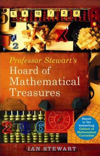 Stewart, Ian / Professor Stewart's Hoard of Mathematical Treasures (Hardback)