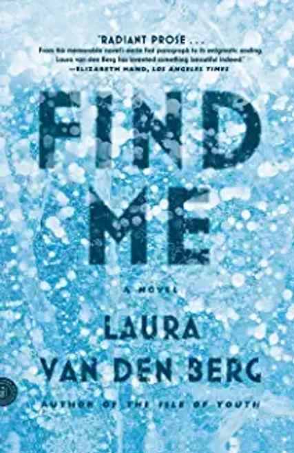 Van Den Berg, Laura / Find Me (Hardback)