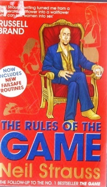 Strauss, Neil / The Rules of the Game