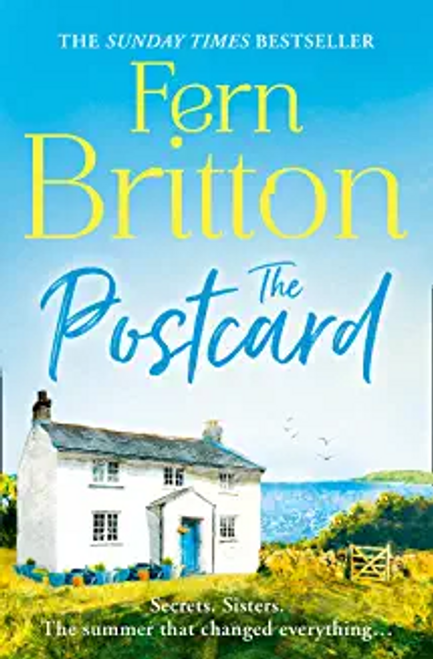 Britton, Fern / The Postcard: Escape to Cornwall with the perfect summer holiday read (Hardback)