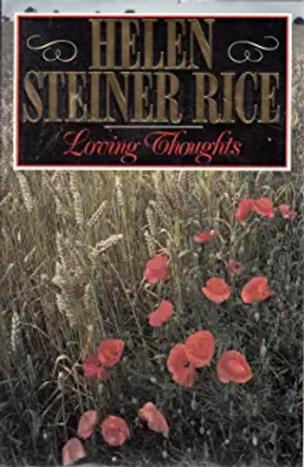 Steiner Rice, Helen / Loving Thoughts (Hardback)