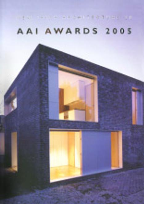 AAI Awards 2005 - New Irish Architecture Volume 20 - PB