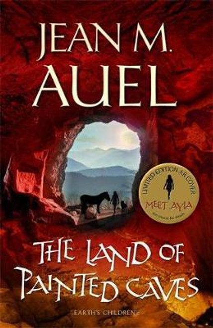 Auel, Jean M. - The Land of Painted Caves  -  ( Earth's Children  6 ) Hodder UK Edition