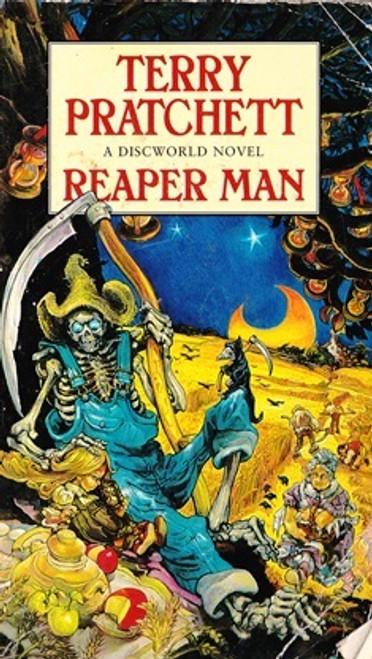 Pratchett, Terry / Reaper Man ( Discworld 11 )