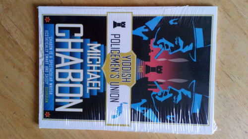 Chabon, Michael - The Yiddish Policemen's Union - HB - First Edition - SIGNED