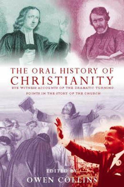 Collins, Owen / Oral History of Christianity