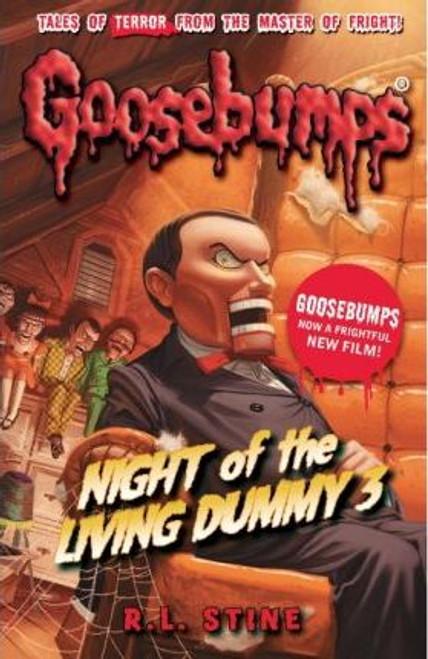Stine, R. L. / Night Of The Living Dummy III