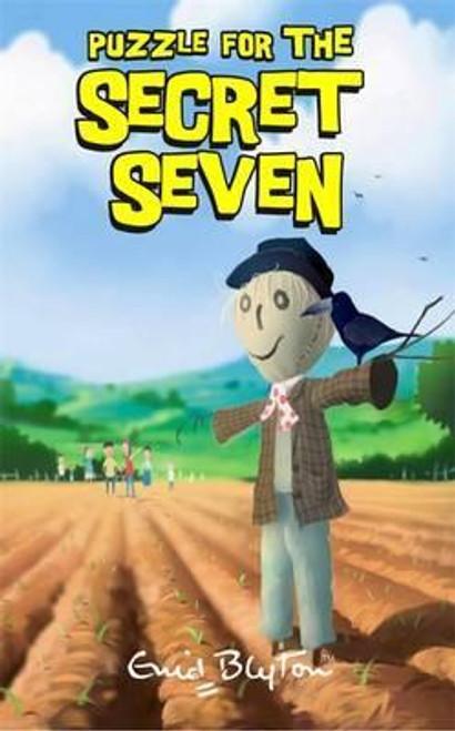 Blyton, Enid / Puzzle For The Secret Seven : Book 10