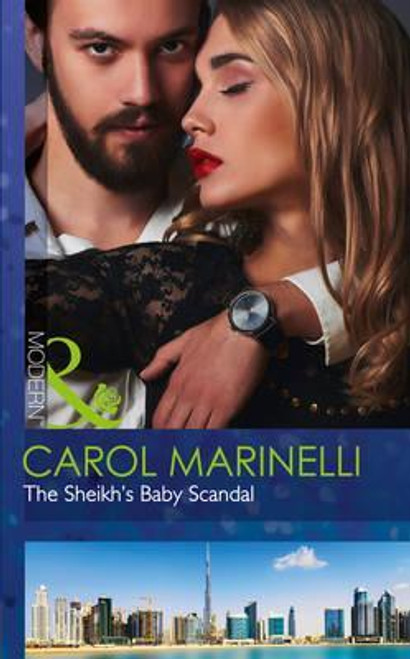 Mills & Boon / Modern / The Sheikh's Baby Scandal
