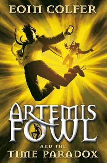 Colfer, Eoin / Artemis Fowl and the Time Paradox (Large Paperback) ( Artemis Fowl - Book 6 )