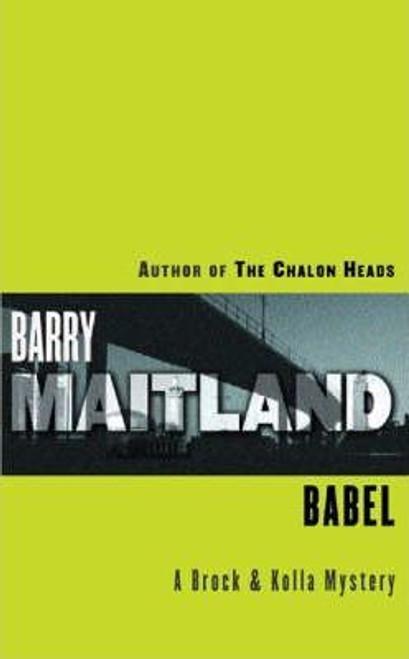 Maitland, Barry / Babel (Large Paperback)