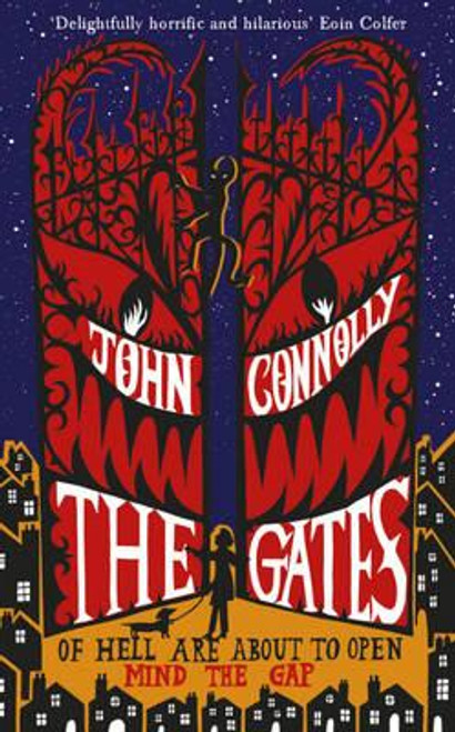 Connolly, John / The Gates : A Samuel Johnson Adventure: 1 (Large Paperback)