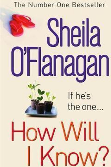 O'Flanagan, Sheila / How Will I Know? : A life-affirming read of love, loss and letting go (Large Paperback)