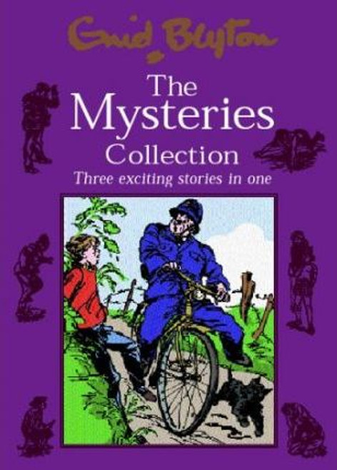 Blyton, Enid / The Mysteries Collection : Three Exciting Stories in One (Hardback)
