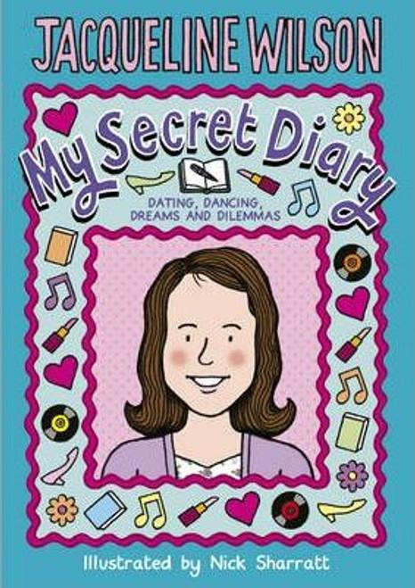 Wilson, Jacqueline / My Secret Diary (Hardback)