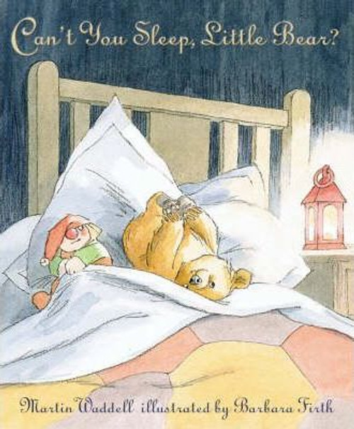 Waddell, Martin / Can't You Sleep, Little Bear? (Children's Picture Book)