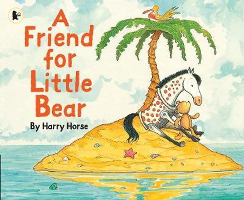 Horse, Harry / A Friend for Little Bear (Children's Picture Book)