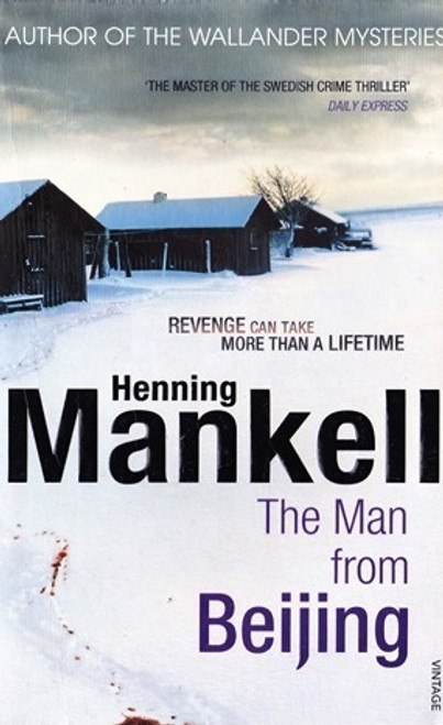 Mankell, Henning / The Man From Beijing
