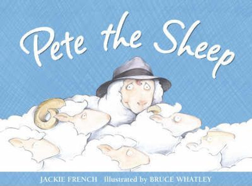 French, Jackie / Pete the Sheep (Children's Picture Book)