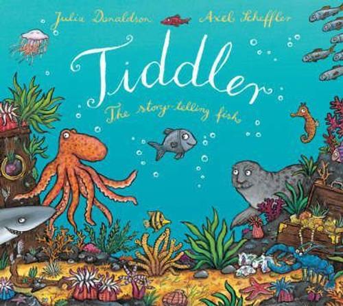 Donaldson, Julia / Tiddler (Children's Picture Book)