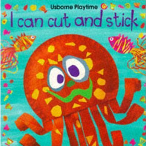 Gibson, Ray / I Can Cut and Stick (Children's Picture Book)