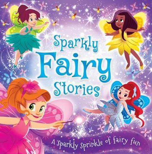 Sparkly Fairy Stories (Children's Picture Book)