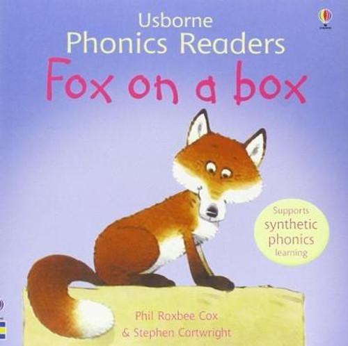 Cox, Phil Roxbee / Fox On A Box Phonics Reader (Children's Picture Book)