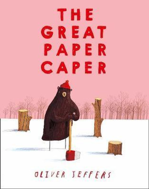 Jeffers, Oliver / The Great Paper Caper (Children's Picture Book)