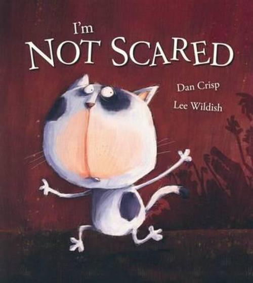 Books, Hinkler / I'm Not Scared (downspec) (Children's Picture Book)