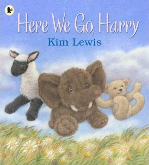 Lewis, Kim / Here We Go, Harry (Children's Picture Book)