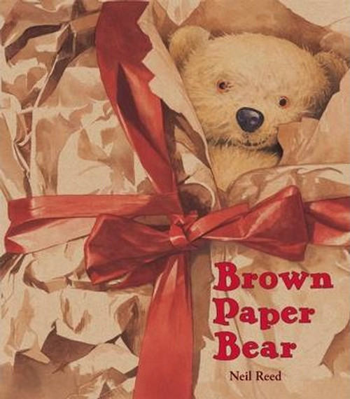 Reed, Neil / Brown Paper Bear (Children's Picture Book)
