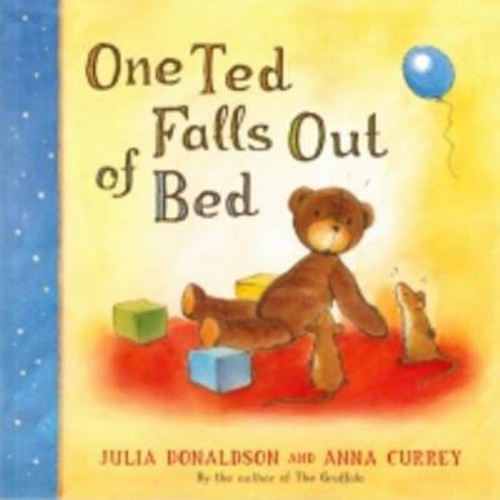 Donaldson, Julia / One Ted Falls Out of Bed (Children's Picture Book)