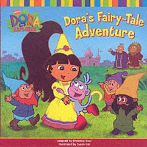 Nickelodeon / Dora's Fairytale Adventure (Children's Picture Book)
