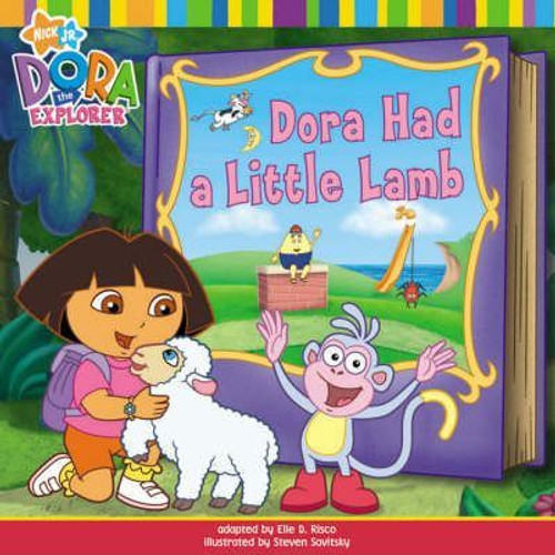 Nickelodeon / Dora Had a Little Lamb (Children's Picture Book)