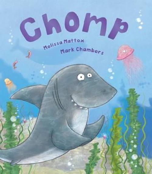 Mattox, Melissa / Chomp Goes to School (Children's Picture Book)