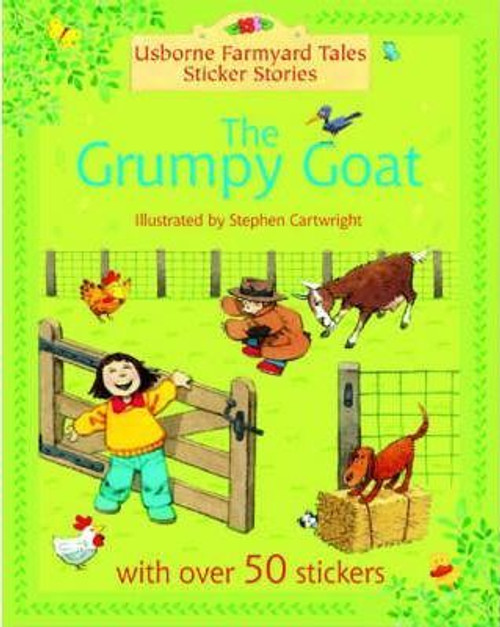 Amery, Heather / The Grumpy Goat (Children's Picture Book)