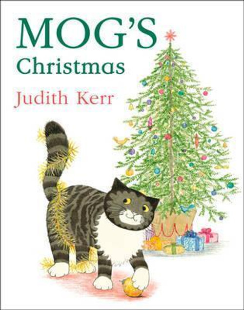Kerr, Judith / Mog's Christmas (Children's Picture Book)