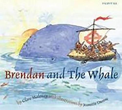 Maloney, Clare / Brendan and the Whale (Children's Picture Book)