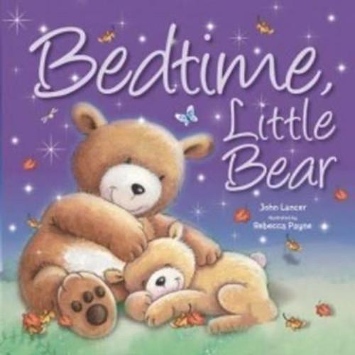 Bedtime, Little Bear (Children's Picture Book)