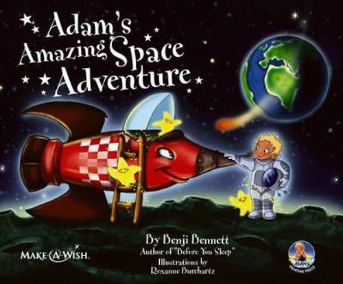 Bennett, Benji / Adam's Amazing Space Adventure (Children's Picture Book)