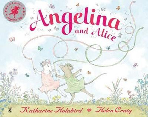Holabird, Katharine / Angelina and Alice (Children's Picture Book)