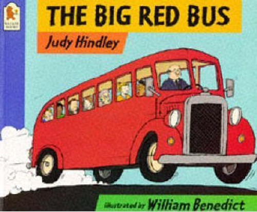 Hindley, Judy / The Big Red Bus (Children's Picture Book)