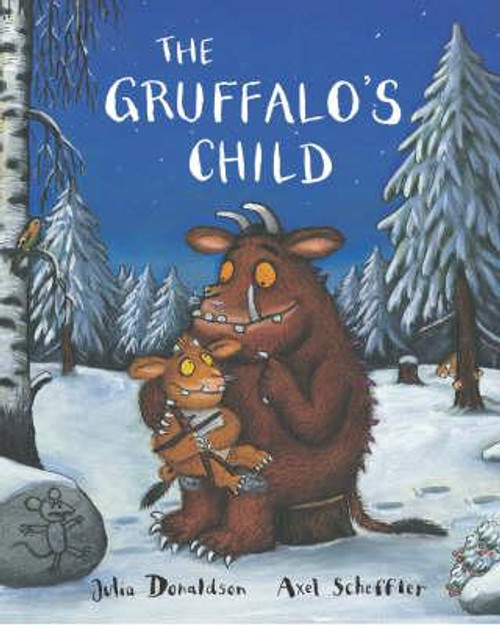 Donaldson, Julia / The Gruffalo's Child (Children's Picture Book)