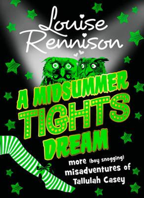 Rennison, Louise / A Midsummer Tights Dream (Large Paperback)