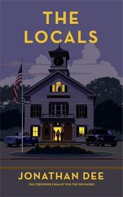 Dee, Jonathan / The Locals (Large Paperback)