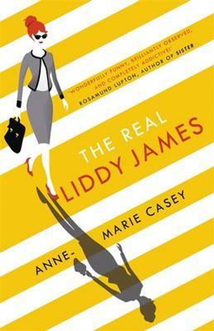 Casey, Anne-Marie / The Real Liddy James : The perfect summer holiday read (Large Paperback)